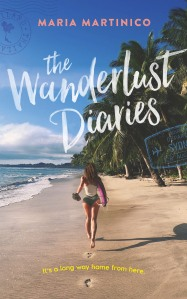 The Wanderlust Diaries novel maria martinico